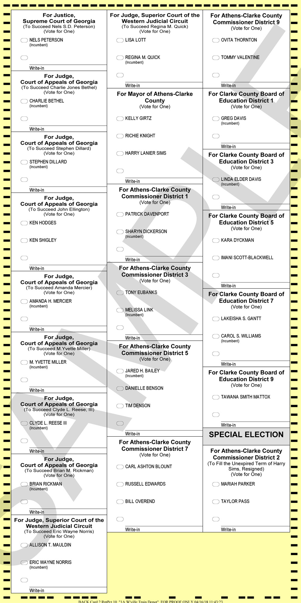 sample ballot  may 22  2018