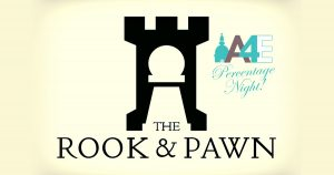 A4E Percentage Night at Rook and Pawn @ Rook and Pawn | Athens | Georgia | United States